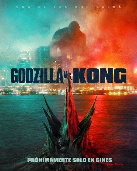 HOY EN CINES.... MONSTERVERSO de KONG vs GODZILLA