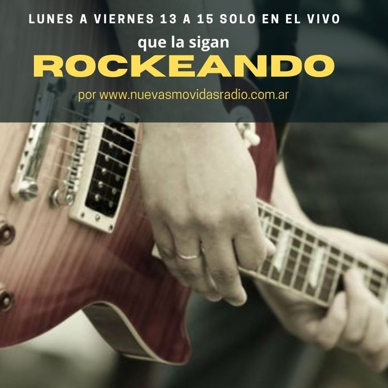 ESPECIAL de VIERNES: QUE LA SIGAN ROCKEANDO ON DEMAND!!!