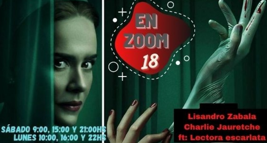eN ZOOM 18 - Mildred Ratched